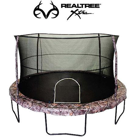 JumpKing 14' Real Tree AP Xtra Pattern Trampoline